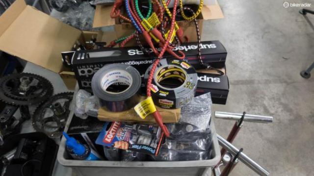 caixa de ferramentas da equipes