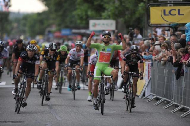 bouhani- Critérium du Dauphiné 2015-4stage