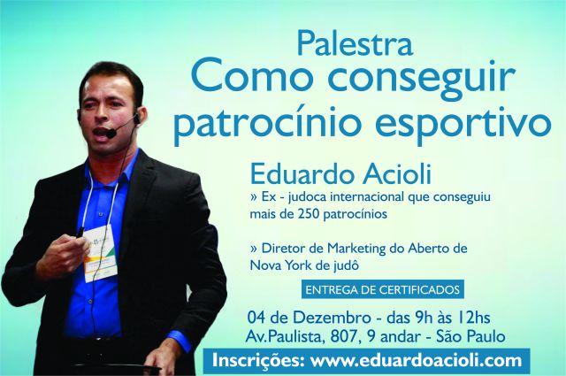 Palestra $$$$$ São Paulonovo