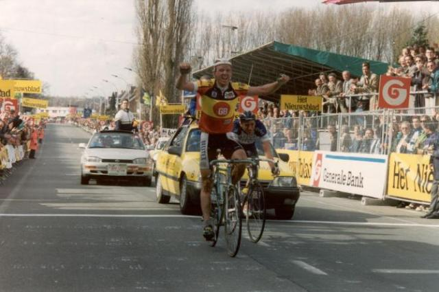 Museeuw Vence Flanders 1993