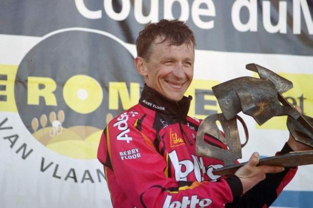 Andrei Tchmil Vence Flanders 2000