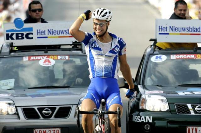 Boonen Vence Falnders 2005