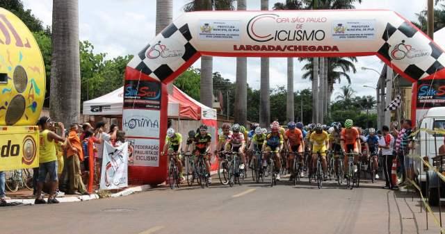 Disputas acirradas em todas as categorias marcaram a 2ª Etapa da Copa São Paulo de Ciclismo em Ipuã-SP