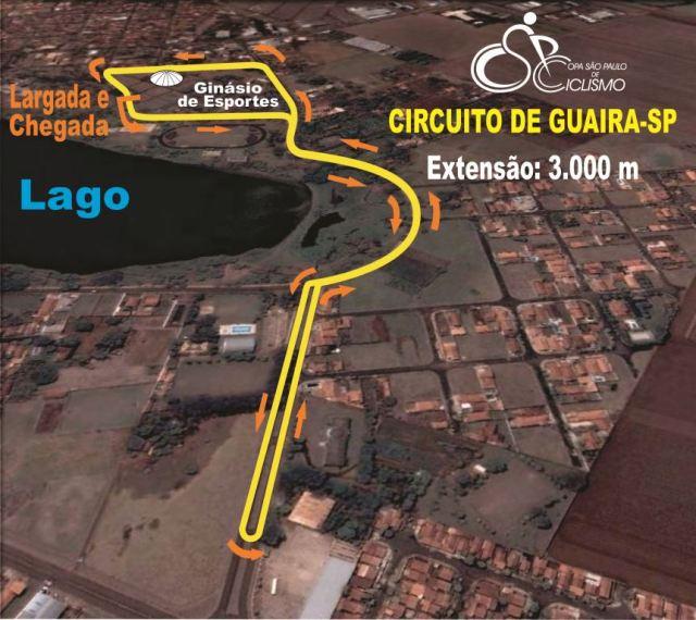 Circuito de Guaíra 2016