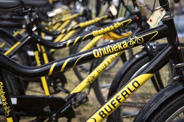 Bicicletas Qhubeka