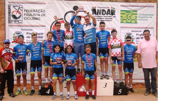 Equipe Ribeirão Preto, Campeã Por Equipes da 11ª etapa.