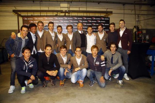 Equipe Vini Fantini 2017